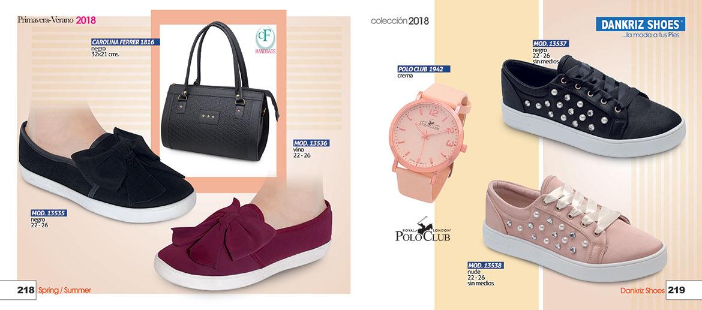 Cat logo dama dankriz shoes venta de calzado por for Zapatos por catalogo