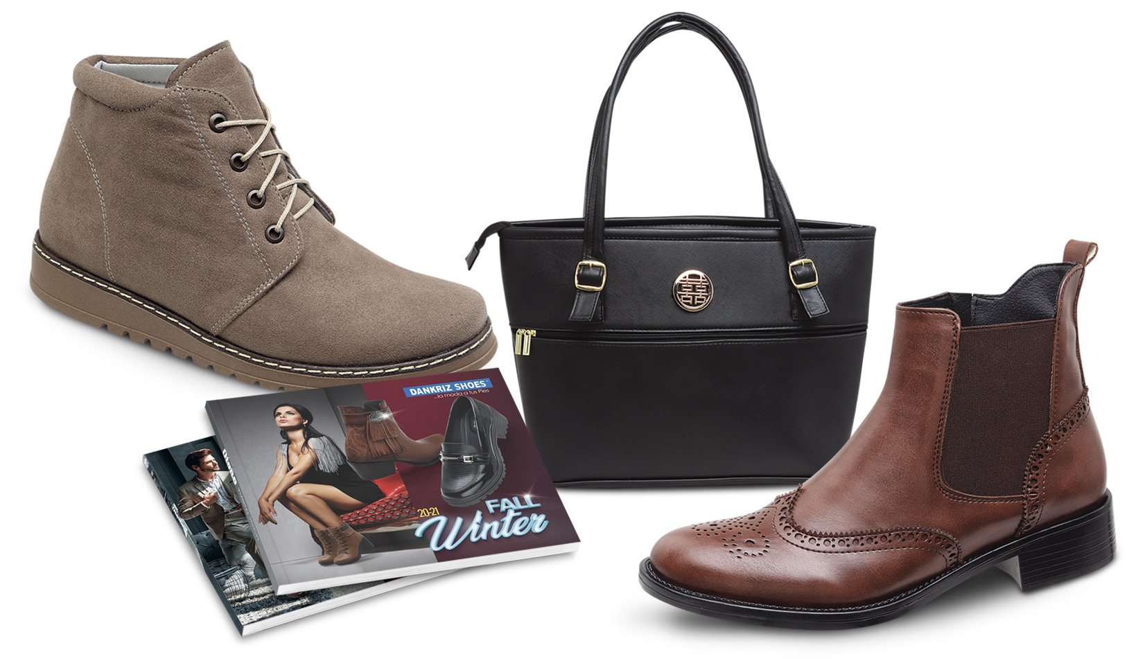 9eb075c0 Dankriz Shoes | Venta de Calzado por catálogo: Dama, Caballero, Niña ...